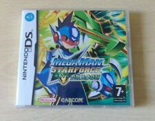 Mega Man Starforce DRAGON Nintendo DS 2NDS 3ds ITALIANO MEGAMAN COMPLETO PAL