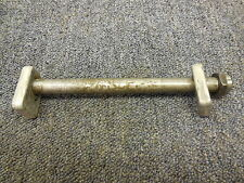 1988 KTM 350 MXC Rear wheel axle bolt shaft 88 350MXC