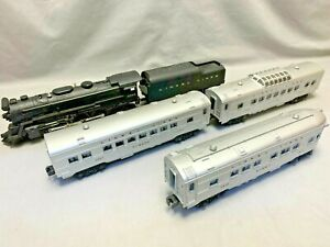 Lionel '54 O Scale Steam Passenger Boxed Set #2065 - Original Boxes & Set Box