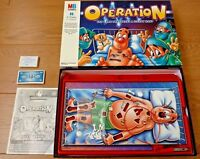 Hasbro Operation Board Game with Sound FX Complete with Instruction