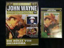 Die Hölle von Oklahoma - Die große John Wayne DVD Collection 14 + Heft