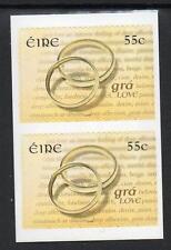 IRELAND MNH 2009 Greeting Stamp - Self-Adhesive-Pair