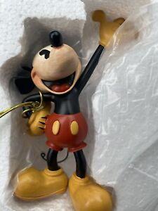 Figurine Mickey Collector Disneyland Paris Neuf