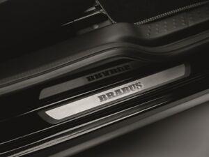 Original Smart BRABUS Einstiegsleisten Smart 453 fortwo forfour A4536808904