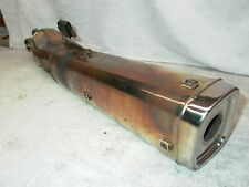 BMW 1986-89 2V K100 OEM Stock EXHAUST SILENCER Pipe Muffler K100RS K100LT K100RT