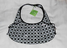New with Tags Vera Bradley TIED TOGETHER HOBO in NIGHT & DAY Handbag Purse