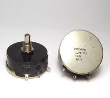 2x Clarostat Trimm-filo-potenziometro printmontage 2000 ohm Lin NOS