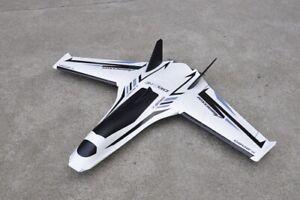 Aggressor 1200mm Wingspan FPV Aircraft Swept Forward Wing RC Plane PNP Version