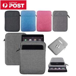 Microsoft MacBook Surface Chromebook Tablet iPad Laptop Sleeve Case Bag Pouch