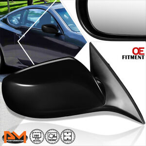 For 10-16 Hyundai Genesis Coupe Powered+Heated Side Rear View Door Mirror Right