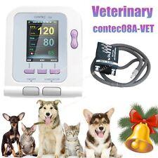 CE / FDA Veterinario sanguigna test Digital Monitor di pressione, animali usano