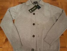John Smedley Cotton Collared Jumpers & Cardigans for Men