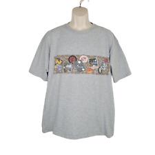 Reyn Spooner Mens XL Short Sleeve T-Shirt Hawaii Surf Beach Holiday Gray