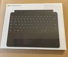 Microsoft Surface Pro X Signature Keyboard with Slim Pen German Black QWERTZ