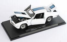 BLITZ VERSAND Pontiac Firebird Trans AM 1972 Welly Modell Auto 1:18 NEU & OVP