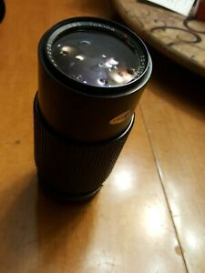 Tokina RMC 70-210mm f/3.5 LENS for Canon FD [Excellent++] From JAPAN #E002