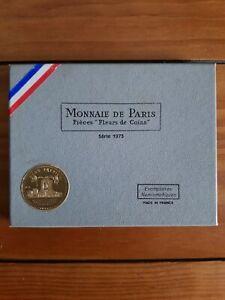 Coffret 1973 France Monnaie de Paris FDC