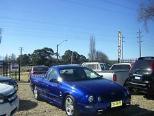2002 Ford Falcon AU series III XR6 Tickford VCT Auto Ute Very tidy Country Car