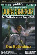 JOHN SINCLAIR CLASSICS Nr. 16 - Das Höllenheer - Jason Dark