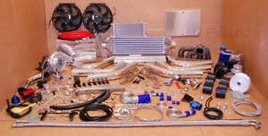 JDM FOR Scion xB T3T4 Turbo Charger Kit Cast Manifold Turbocharger Setup