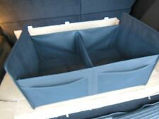 CAR SUV BLACK TRUNK ORGANIZER CASE NEW 25 INCHES IN LENGTH X 16 X 9 1/2 HIGH NEW