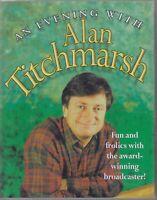 An Evening with Alan Titchmarsh 2 Cassette Audio Book Fun Frolics Gardening