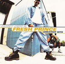 JAZZY JEFF & FRESH PRINCE : GREATEST HITS / CD - TOP-ZUSTAND