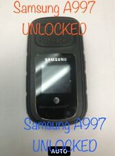 Unlocked Samsung Rugby III SGH-A997 Cell Phone At&t  7/10 Condition Very Clean