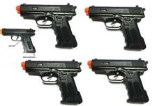 (4) M11 Airsoft Pistols Set with Black M11 Style Airsoft Gun (4) Pack