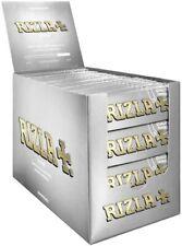 100 Libretti cartine RIzla Silver 70mm.- Cartine Ultra Sotile (13,5 gr) Tipo B