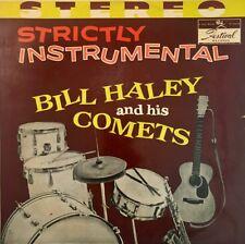 Bill Haley & His Comets - Strictly Instrumental  Festival Records Australia 1959