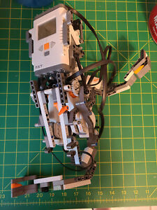 LEGO Mindstorms NXT Brain Brick Motor Servo Connectors Lot with accessories!
