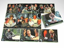 Stargate SG-1  Season 5     72 Trading Card Set by Rittenhouse (Jack O'Neil)