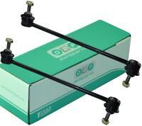 FRONT STABILISER ANTI ROLL BAR DROP LINKS PAIR FOR VAUXHALL CORSA D/MK3 13321280