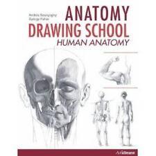 ANATOMY DRAWING SCHOOL : HUMAN BODY (Anatomy Drawing School 1), Andras Szunyoghy