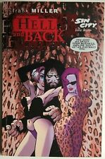 Sin City Hell and Back by Frank Miller (2000) Dark Horse Comics Tpb Vg+ 1st