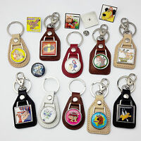 CARTOON CLASSICS - KEYRING SERIES & TIE PIN / BADGES - Network, Looney Tunes...