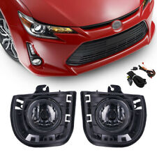 For 2014-2016 Toyota Scion Tc/Zelas Fog Lights Driving Lamp Pairs w/Switch (Fits: Scion)
