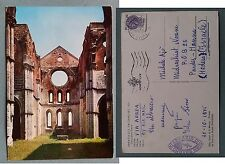 Chiusdino Siena - Abbazia di S. Galgano - Abside 1976