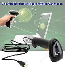 Alanda CT007X 2.4Ghz Wireless Cordless Laser Barcode Scanner Reader+Free Holder