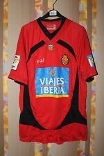 RARE SPAIN RCD REAL MALLORCA FOOTBALL SHIRT CAMISETA JERSEY SIZE M