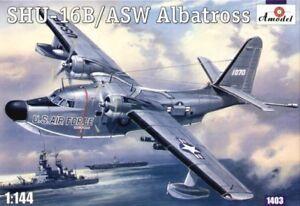 Amodel 1/144 SHU-16B Asw Albatross #1403