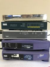Lot of 5 Cisco, Linksys,Netgear router