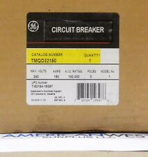 TMQD32150 GE 150 amp 240 volt 100kA Meter Mod Main Breaker NEW IN BOX