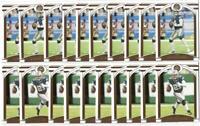 x100 DAK PRESCOTT & EZEKIEL ELLIOTT card lot/set 2016-2020 Rookie Legacy Cowboys