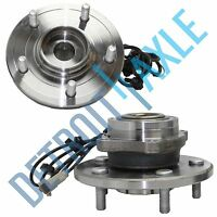 2 Rear Wheel Hub & Bearing Assembly for 2004 2005 2006 Chrysler Pacifica w/ ABS