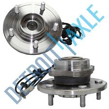Set of (2) New REAR Wheel Hub and Bearing Assembly for Chrysler Pacifica w/ ABS