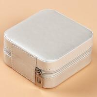 Cosmetic Organizer Jewelry Case Jewelry Box Gift Mini European Style Makeup 1pc