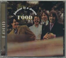 Food - Forever Is A Dream - rare 1969 US Psychedelic Beat Rock CD