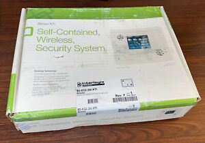 Interlogix Simon 80-632-3N-XTi Touchscreen Self Contained Security System